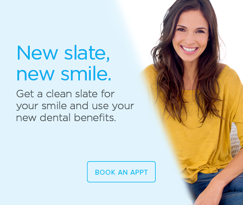 Marketplace Dentistry - New Year, New Dental Benefits